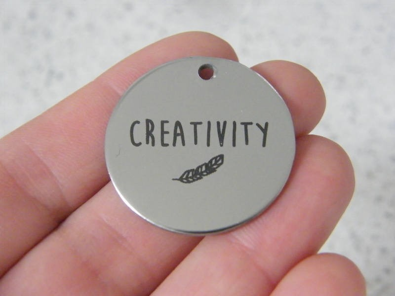 1 Creativity stainless steel pendant JS5-44