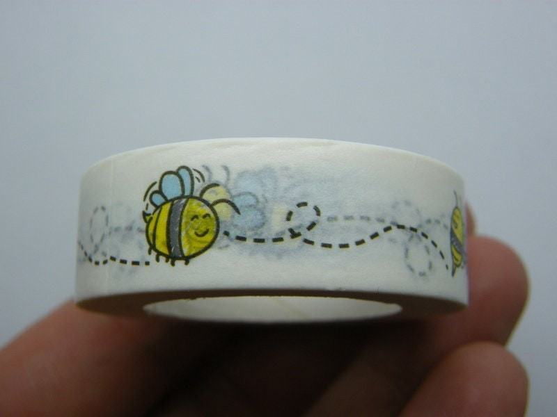 1 Bees washi tape ST