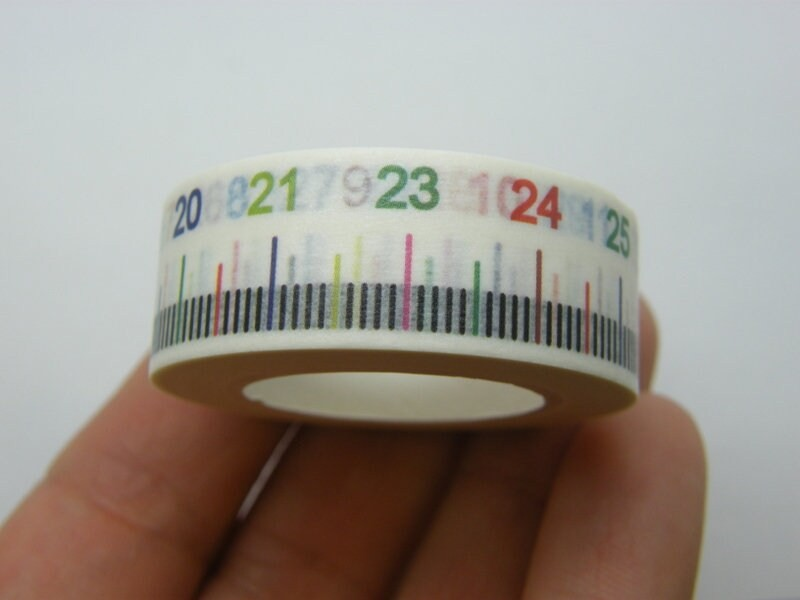 1 Roll tape measure tape 10 meter ST